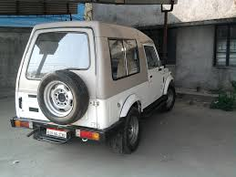 gypsy jeep 2003 maruti gypsy u2013 pictures information and specs auto