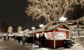five of the merriest markets in sweden the local