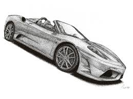 pagani drawing pagani zonda cinque by arek ogf on deviantart