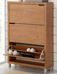 shoe storage cabinets that are both functional stylish modern wooden