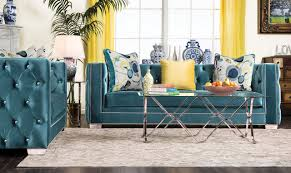 Overstock Com Sofa Turquoise Sofa Slate Blue Leather Sofa Overstock Com Couches