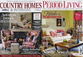country homes and interiors magazine puckhaber in country homes interiors and period living