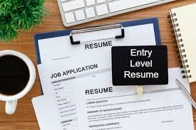 Resume For Entry Level Jobs by Sample Entry Level Resume