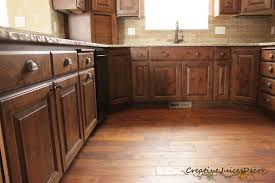 Knotty Alder Cabinet Stain Colors by Creative Juices Decor House Tour Part Two Tuscan Themed Kitchen