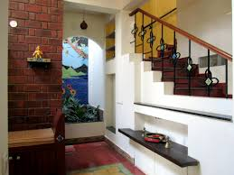 kaluve residence contemporary south indian traditional house