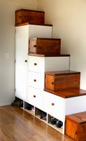 house stairs storage stairs how to design them for your tiny house