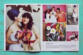 Diy Wedding Photo Album Mollie Makes Diy Wedding Lookbook U2013 A Beautiful Mess