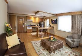 table top lake resorts table top suite living room and kitchen picture of golden arrow