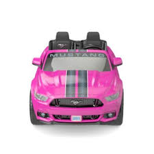 pink power wheels mustang power wheels smart drive ford mustang walmart com