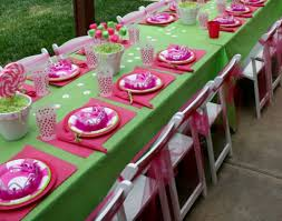 baby shower decor ideas for tables decorating of party