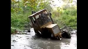 awesome off road truck biggest truck stuck in mud and recovery