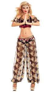 Belly Dancer Halloween Costume Harem Honey Costume Genie Costume Princess Costumes Costumes