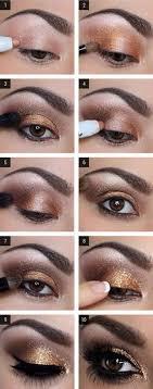 eyeshadow tutorial for brown skin makeup tutorial for brown eyes and pale skin pictures and video