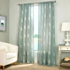 Coral Sheer Curtains Coastal Coral Reef Sheer Curtains Http Www Completely Coastal