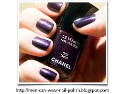 men can wear nail polish chanel 583