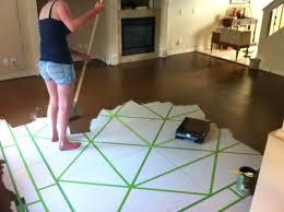 bathroom flooring ideas uk image of painted plywood floors ideas affordable flooring ideas