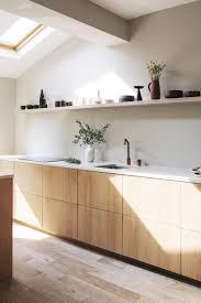 ikea kitchen cabinets custom fronts white oak kitchen by custom fronts built on ikea cabinets