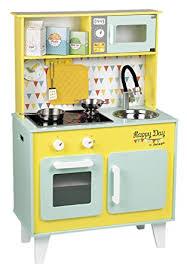 amazon cuisine enfant janod jouet en bois cuisine enfants cuisine cuisine de jeu en