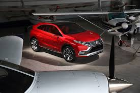 mitsubishi sports car 2015 mitsubishi spells out its suv future by car magazine