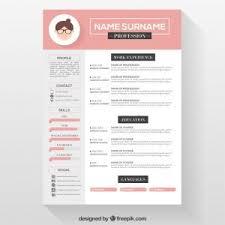 free creative word resume templates licious creative resume