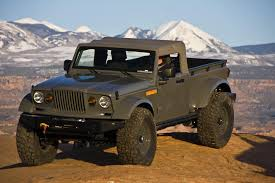 moab jeep safari 2014 latest pickup wrangler concept from jeep meet u0027nukizer