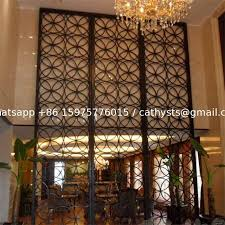 Malaysia Room Divider Price Stainless Steel Decorative Metal