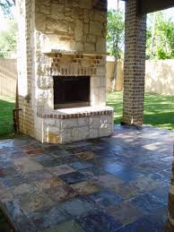 Tiles For Patio Floor Exterior Fetching Grey Slate Stone Mosaic Tile Flooring Patio