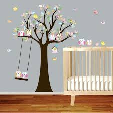 stickers pour chambre bébé fille sticker mural chambre bebe la stickers pour pour mural source