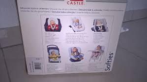 si e auto castle archiwalne wkładka stabilizacyjna główkę dziecka firmy castle