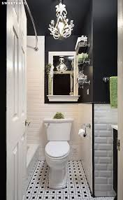 black and silver bathroom ideas best 25 black bathrooms ideas on bathrooms black