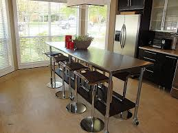 commercial kitchen furniture kitchen tables unique commercial kitchen tables on wheels hi res