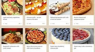 site de recettes cuisine socialchef un thème pour site web de recettes de
