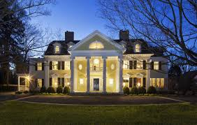 neoclassical homes neoclassical home princeton nj