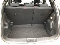 nissan juke interior trunk better motors company limited nissan juke cvt