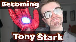 Tony Stark Halloween Costume Diy Tony Stark Costume