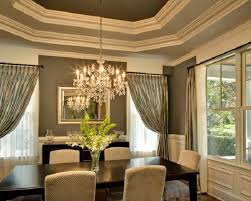 dining room curtain designs creative of formal dining room curtains designs with curtains