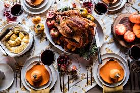 thanksgiving menu ideas crate and barrel