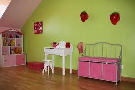 chambre fille vert décoration et ameublement de chambre fille et vert