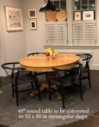 54 round table pad dining table top extension pad table top extender