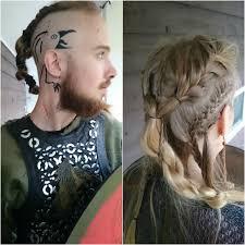 lagatha lothbrok hairstyle first cosplays lagertha and ragnar lothbrok album on imgur