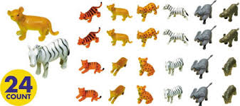 jungle animals party favors toys wristbands tattoos u0026 more