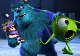 monsters ink sulley mike sulley mike