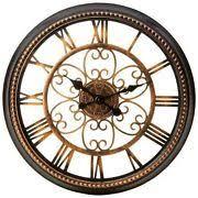 vintage wall clock ebay