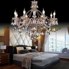 Chandeliers Modern Lustres Crystal Chandeliers Modern K9 Cristal Lamp Modern Luxury