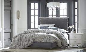 Upholstered Bedroom Sets Adessa Bed Amish Direct Furniture