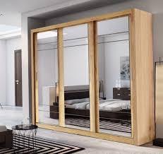 Mirror Closet Door Bedrooms Glass Wardrobe Doors Mirrored Bifold Doors Sliding