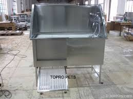 Bathtubs For Dogs Dog Bathtub Dw06 H By Suzhou Topro Pet Products Co Ltd China