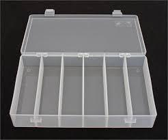 Plastic Storage Containers Dividers - platt pb600 plastic divider box