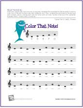 great worksheets for kids learning piano i used them with danny