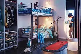 chambre lit superposé lits superposés ikea